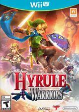 Hyrule Warriors Nintendo Wii U Game