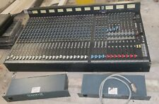 Soundcraft K2 analog sound mixer 24 channel with 8 group, meterbridge, 4 stereo