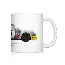 1973 Martini Racing Porsche (Zeltweg 1000 km) illustration Coffee Mug