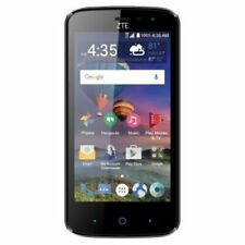 ZTE Majesty Pro LTE 8GB Smartphone - Simple Mobile by T-Mobile - Black NEW