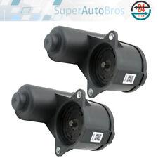 2x Rear 6-TROX L&R Brake Servo Motor For Audi Q3 VW Tiguan Passat B6 B7 CC
