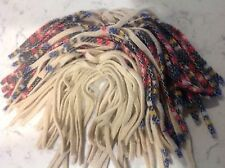 Texture 0704 - 50 rug hooking wool strips #8 cut
