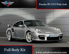 Porsche 997 GT2 Wide Arch Full Body Kit