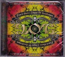 Tracii Guns League Of Gentlemen - The First Record - CD (SH1212-2 Shrapnel)