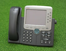CISCO CP-7970G  Six line Color Display IP Phone - 1 YEAR WARRANTY/ TAX INVOICE