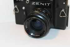 CLASSIC ZENIT TTL with 35mm F3.5 PHOTAX LENS in WORKING ORDER (80188786 )