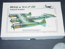 Blohm & Voss P.170 Trimotor Schnell (Fast) Bomber  Planet Resins 1/72 *