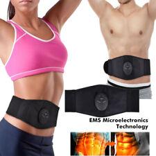 Ultimate Abs Slim Stimulator Abdominal Muscle Trainer Toner Belt Waist Trimmer