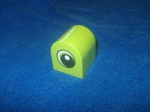 Lego Duplo Ville Schloss Motivstein Stein Movie Auge 4er Noppen aus 10895 NEU