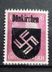 Local Deutsches Reich WWll Propaganda,Private overprint Dunkirchen MNH