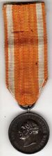 Original pre WWI German Prussia SILVER Lifesaving Medal on original Ribbon