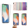 360 for Apple iPhone Ultra Thin Slim TPU Gel Skin Cover Case Shockproof Silicone