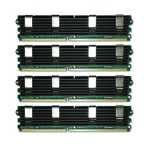 16GB (4x4GB) DDR2 800MHz Fully Buffered DIMM Memory RAM for 2008 Apple Mac Pro