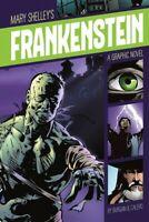 Frankenstein: The Graphic Novel [New Book] Graphic Novel, Paperback
