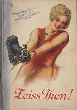Zeiss Ikon Katalog 1931