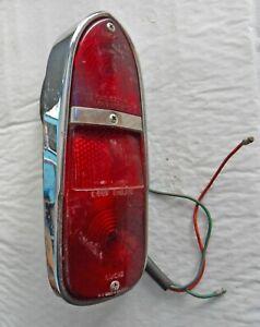 Original Lucas L669 Red Tail Lamp Triumph TR4 61-65 & TR250 68-69