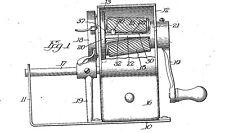 Old, vintage pencil sharpener/pointer: Webster,APSCO,Boston,Jupiter 1857-1919