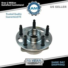 Wheel Hub & Bearing LH Left or RH Right for Buick Chevy GMC Saab New