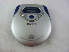 vintage: TOM-TEC cd walkman cdp 103 disc man