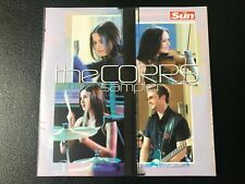 THE CORRS - THE SUN SAMPLER CD - CARDSLEEVE - WOULD YOU BE HAPPIER? / SO YOUNG