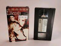 Orion VHS The Locusts '97 Horror Erotic Thriller John Patrick Kelley Ashley Judd