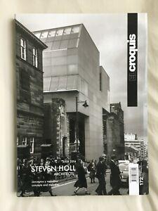 El Croquis Steven Holl N 172