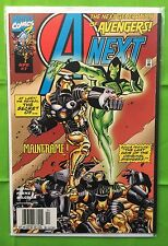 A NEXT # 7 (VF)•1st Appearance of HOPE PYM aka RED QUEEN•WASP in ANT-MAN Movie•