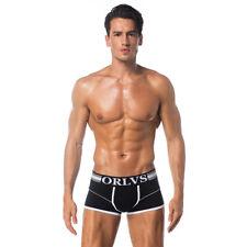 Beemen ORLVS Low-Rise Trunk Sexy Underwear Panties Men