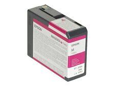 Cartouche Epson T5803 (encre magenta  80 ml)