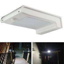 49 LED Solar Power PIR Motion Sensor Wall Light Outdoor Waterproof Garden Lamp