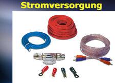 Dietz 20135 Endstufen-Anschluß-Set 100A Kabelsatz auf Basis 35mm2 KFZ Verstärker