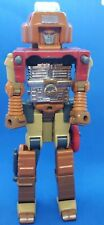 Vintage 1986 Transformers Movie Wreck-Gar Action Figure incomplete zf
