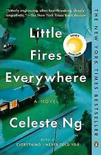 Little Fires Everywhere by Celeste Ng (PB 2019) NYT Top 10 Bestseller, Free Ship