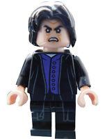 Lego Professor Severus Snape Minifigur Figur Legofigur Harry Potter hp134 Neu