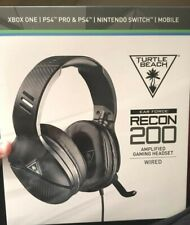 Accessories Playstation4 Turtle Beach Recon 200 - Gaming Headset