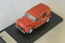 ABC Brianza - NIMIK 2CV 2009 BASE FERRARI F355 BERLINETTE  ROUGE  1/43