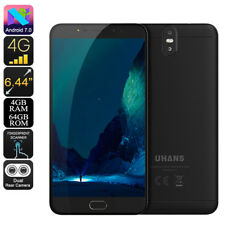 "Uhans Max 2 Smartphone Android 7.0 Display 6.44"" 1080P CPU Octa Core RAM 4GB"