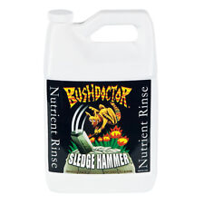 FoxFarm Bushdoctor Sledge Hammer Nutrient Rinse Out Clearing Solution 1 Gallon