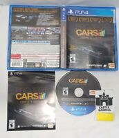 Project Cars Complete Edition PlayStation 4 PS4 TESTED CIB FAST TRACKED SHIPPING