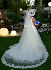 Vestido novia PRONOVIAS + cancan + bata