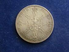 Vereinstaler 1861  Wilhelm I Krönungstaler Preussen  W/18/188