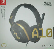Astro A10 The Legend of Zelda: Breath of the Wild Gaming-Headset - Schwarz