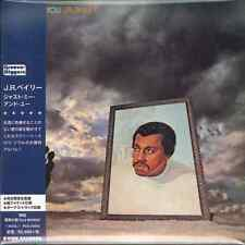 J.R. BAILEY-JUST ME 'N YOU-JAPAN MINI LP CD BONUS TRACK Ltd/Ed F30