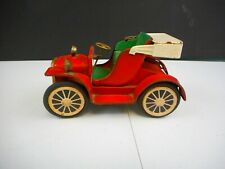 Vintage Tin Toy Friction Car Parts or Repair