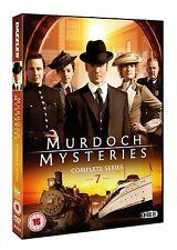 Murdoch Mysteries: Series 7: New DVD - Yannick Bisson
