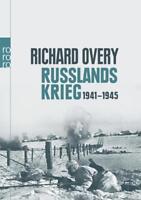 Russlands Krieg von Richard Overy (2011, Taschenbuch) ++Ungelesen++
