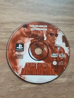 DUKE NUKEM - A TIME TO KILL - SONY PSONE PS1 PLAYSTATION GAME - DISC ONLY!