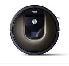 iRobot Roomba 980 Gray Robotic Vacuum  Cleaner