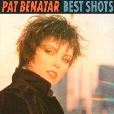 Pat Benatar Best Shots CD Chrysalis Records