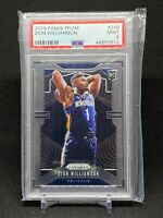 2019 Panini Prizm Zion Williamson RC #248 Rookie PSA 9